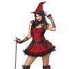 Костюм ведьмы для девушки на Хэллоуин (17 фото)