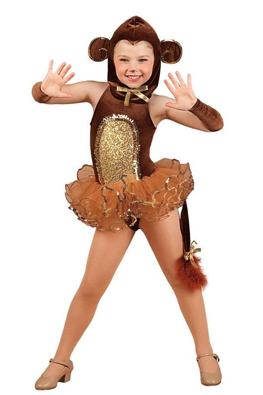 Карнавальный костюм обезьянки своими руками
